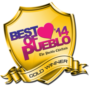 Flow Right PHI, Inc., Best of Peublo Badge