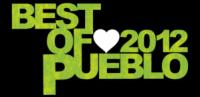 Best of Pueblo 2012 Logo