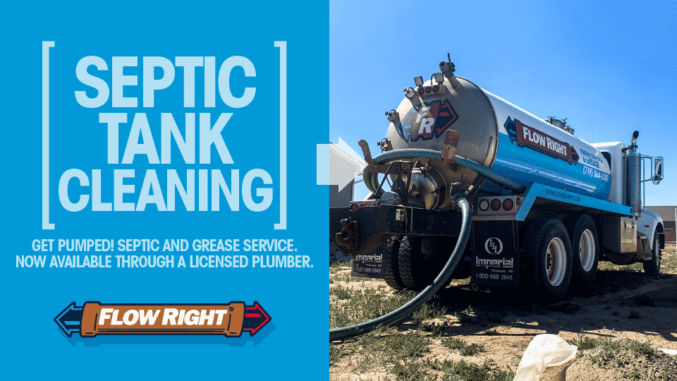 Septic Tank Cleaning Colorado Springs and Pueblo