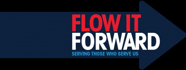 serving those who serve us arrow